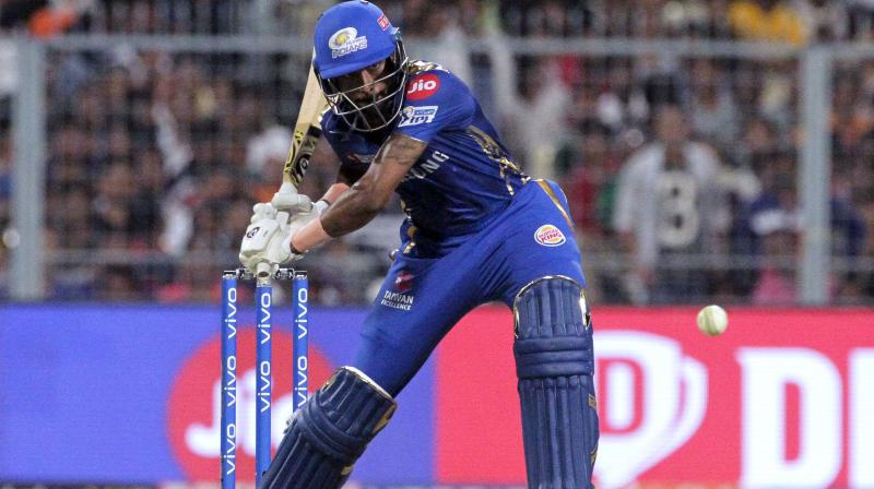 Mumbai Indians will have a return-leg clash against KKR on May 5 which will be their last clash in the league round. (Photo: AP)