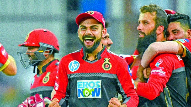 IPL: Disciplined RCB bowl out Punjab for 88