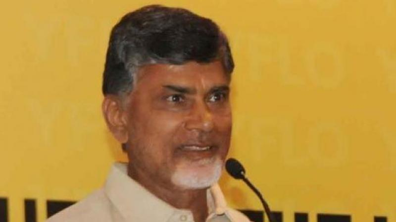 Chief Minister N. Chandrababu Naidu