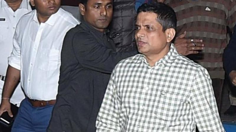 Former Kolkata police commissioner Rajeev Kumar moved a special court in Barasat on Tuesday, seeking anticipatory bail in connection with a CBI notice to him for appearing before it in the multi-crore Saradha chit-fund scam. (Photo: File)