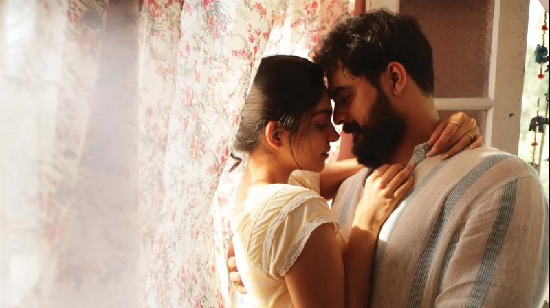 Tovino Thomas and Ahaana Krishna in Luca