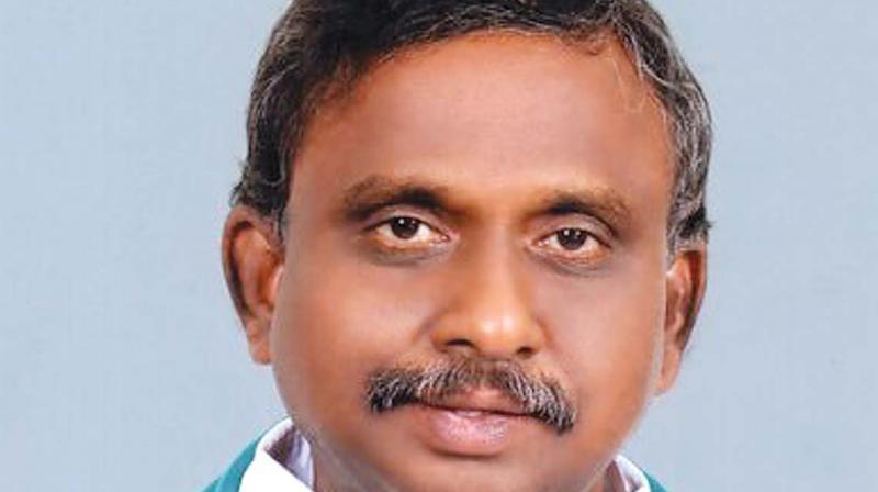 P.R. Pandian