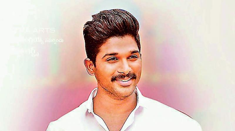 Allu Arjun S New Avatar To Be Unveiled