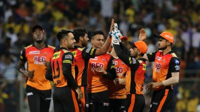 Can CSK chase down a total of 179 set by SRH? (Photo: BCCI)