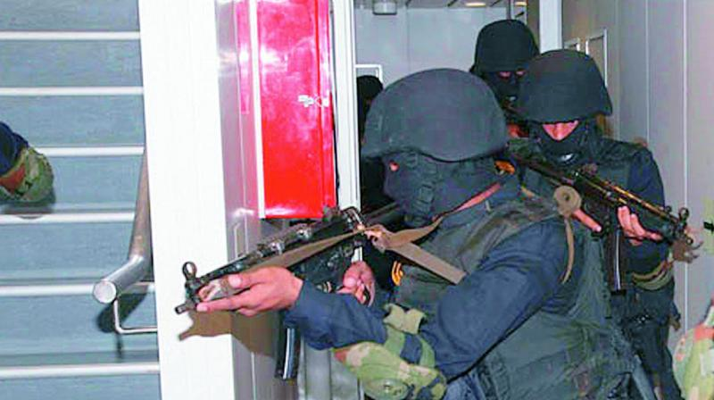 security personnel (Representational Image)