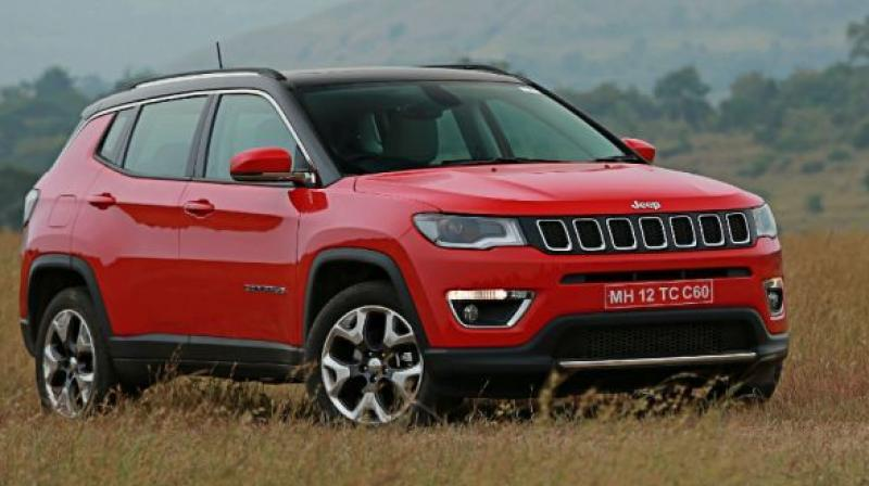 Jeep launched its most-affordable product, the Compass, in 2017 and priced it at Rs 14.99 lakh (ex-showroom Delhi).