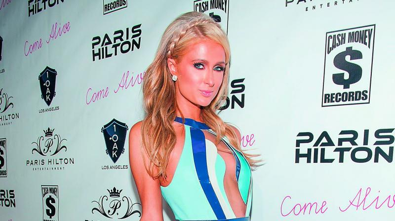 Recently Engaged Paris Hilton Planning To Have Kids 'Really Soon!'