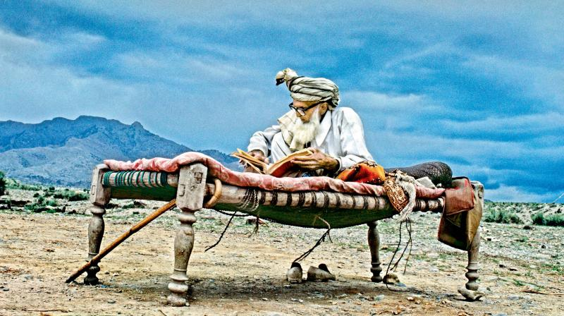 Wisdom, Afghanistan, 1983