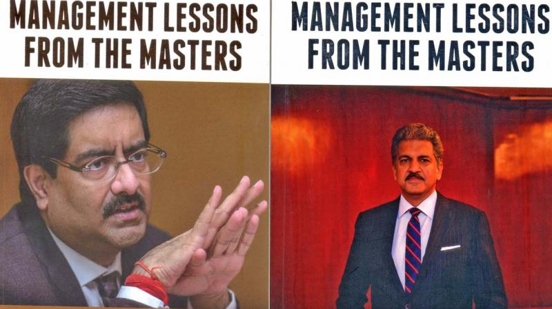 The first one on Kumar Mangalam Birla, Chairman of the Aditya Birla Group, followed in fairly quick succession by the second one on Anand Mahindra, at the helm of the Mahindra & Mahindra Group, both penned by Rajiv Agarwal, makes a very interesting read on how these captains of Indian Industry rose from humble origins and went on to head corporate empires with their acquisitions abroad, a testimony to Indian Industry being a global player.