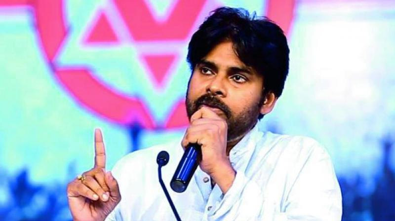 Kalyan wanted to know if the Andhra CM was jailed because of his marriages. He was referring to Reddy's imprisonment in connection with the alleged illegal assets case. (Photo: File)