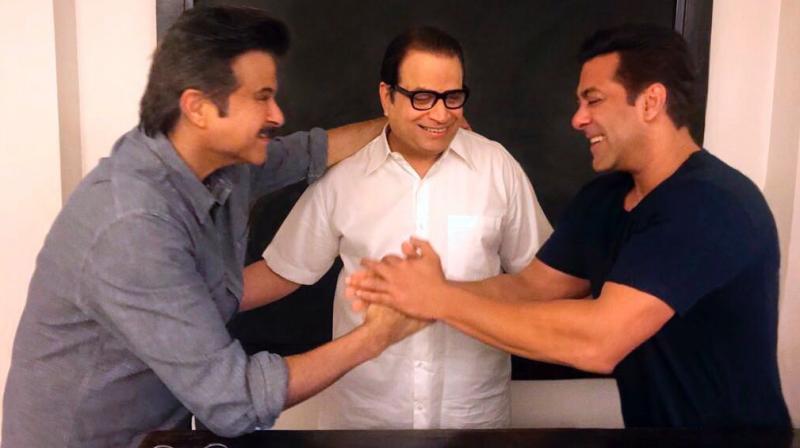 It's official! Anil Kapoor to star alongside Salman Khan in Race 3