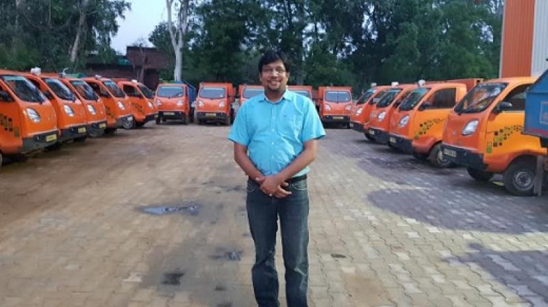 Ankit Agarwal, CEO, Ecogreen Energy