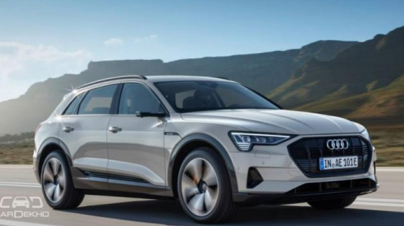 Audi e-tron first of electric family