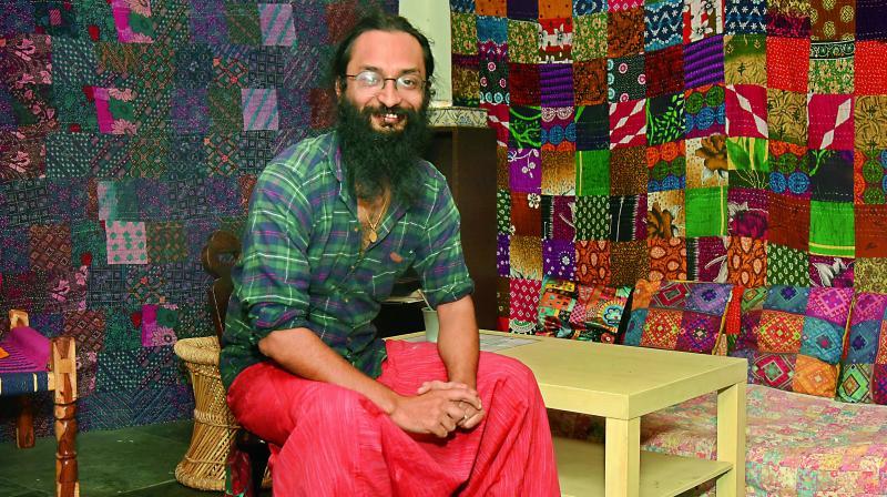 Dhanesh Sharma of Terrassen Café