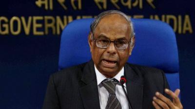 Former RBI governor C Rangarajan.