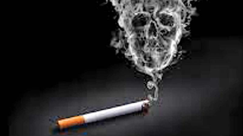 The public service announcement by the ministry prompts smokers to understand the impact of each cigarette that causes heart attacks, cancer, lung disease, and more.