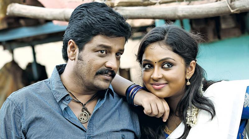 The good news is that ace filmmaker and producer KR has acquired the world release rights of Aayiram Porkaasugal from GRM Studios.