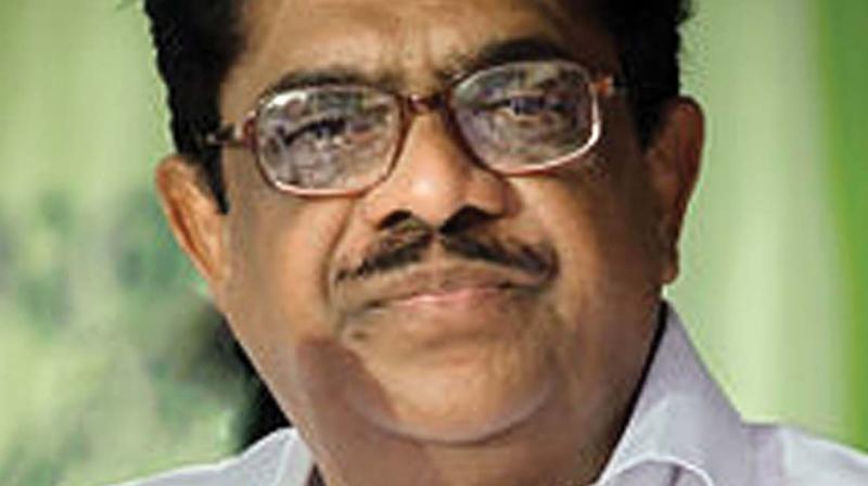 V.M. Sudheeran, ex-KPCC chief