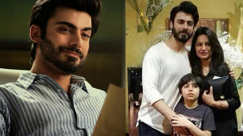 Fawad and wife Sadaf were also recently blessed with a baby girl, Elayna.