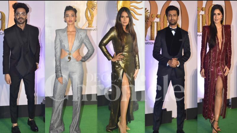 IIFA Rocks: Katrina, Vicky, Radhika others dazzle on green carpet