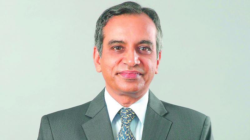 R. Shankar Raman,  CFO, L&T