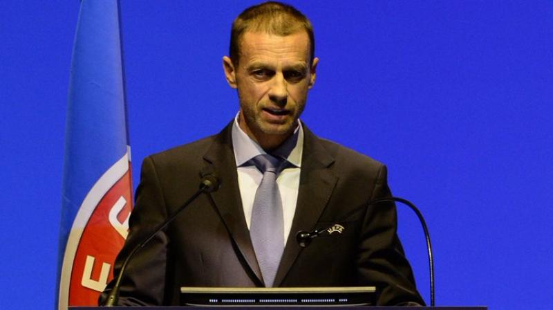 European football's ruling body has said that they will 'examine' the reports. (Photo: Twitter)
