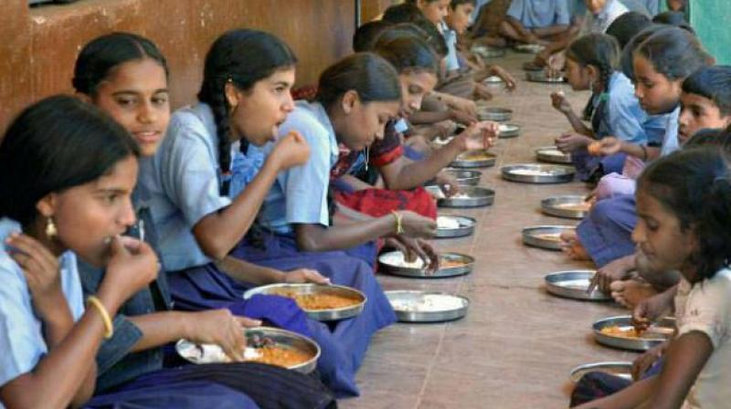 She even alleged that nearly 257 sacks of rice are missing while 5,000 eggs worth Rs 25,000 were purchased but never served to the students. (Photo: Representative)