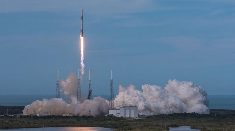 All systems 'go' for SpaceX Falcon 9 launch to space station