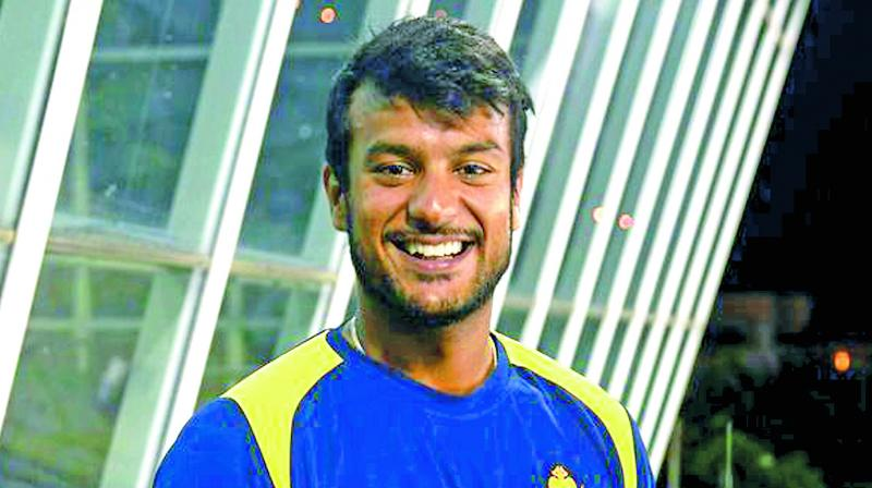 The Indian team management has requested the ICC to consider Mayank Agarwal as Shankar's replacement (Photo: File)