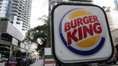Burger King India Ltd plans to have 325 stores by December 31, 2020, up from 202 as of June. McDonald's had 470 at last count, according to data by consulting firm Technopak Advisors. (Photo: AP)