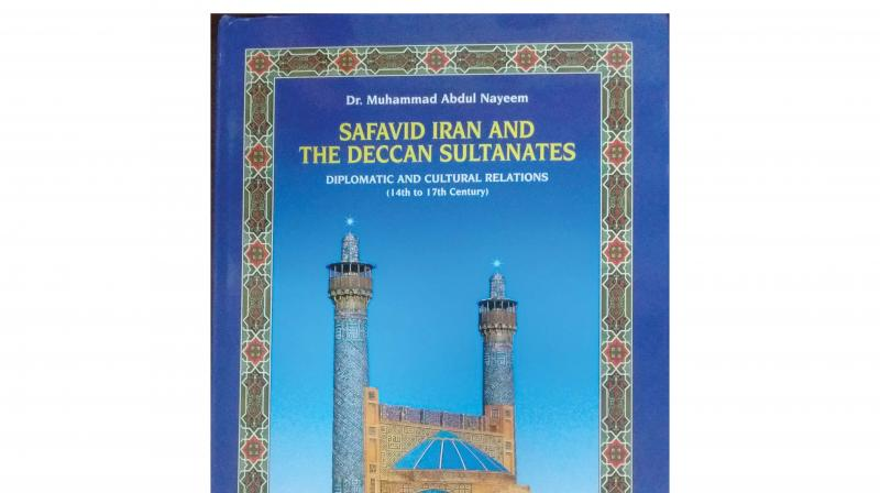 by Dr Muhammad Abdul Nayeem., Publisher: Hyderabad Publisher,  Pp.210, Rs 2000
