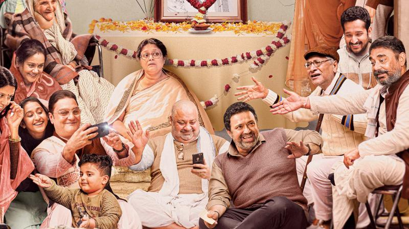 Bulleted under the Spotlight category at the film-festival, Ram Prasad Ki Tehrvi captures the highs and lows experienced by the members of a family when they reconvene after the death of its patriarch.