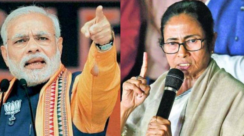 During an election rally in Sreerampur on Monday, Prime Minister Narendra Modi had claimed that 40 TMC MLAs were in touch with him and will desert their party once the BJP wins the general elections. (Photo: File)