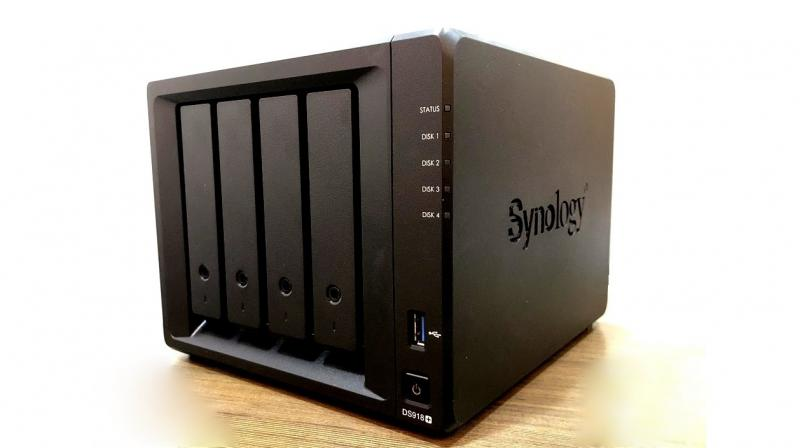 Synology Diskstation DS918+ review: A powerful, easy-to-use