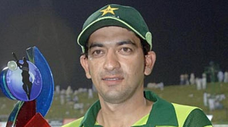 World's youngest Test batsman Hasan Raza, hailing from Pakistan, on Monday denied his role in the ongoing match-fixing saga. (Photo: AFP)
