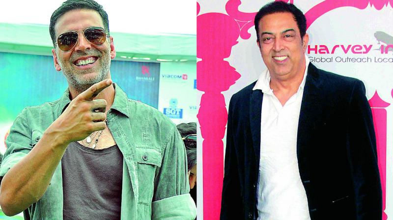 Vindu, who is close to Akshay, has been talking to him for a few films, and the first film under the banner will feature Akki in the lead role.