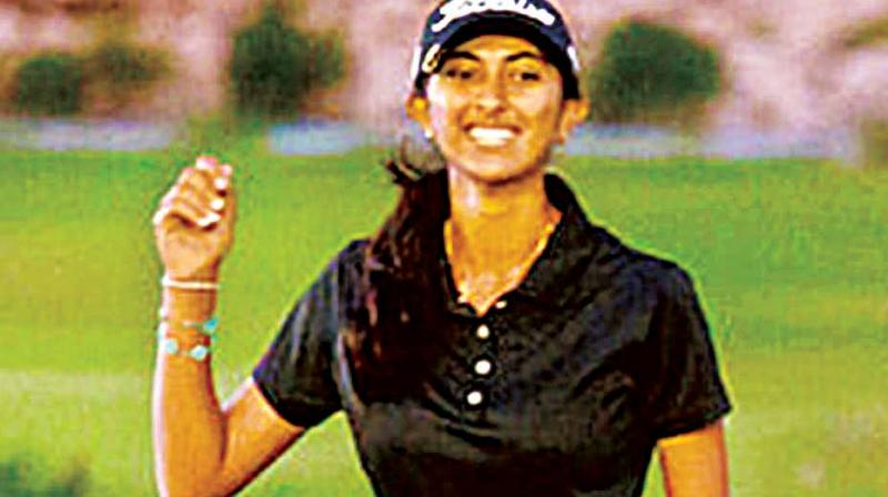 At 18, Aditi Ashok has already made her mark in history as she took the golfing world by storm in her debut year as a pro.