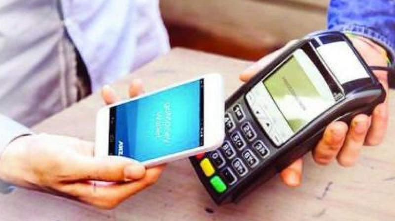 Government is planning to increase this to 25 billion transactions in the current year.