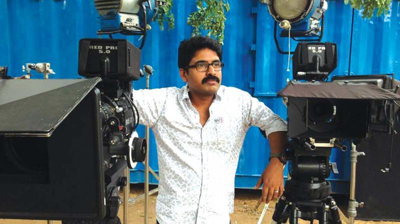 Cinematographer Shamdat Sain