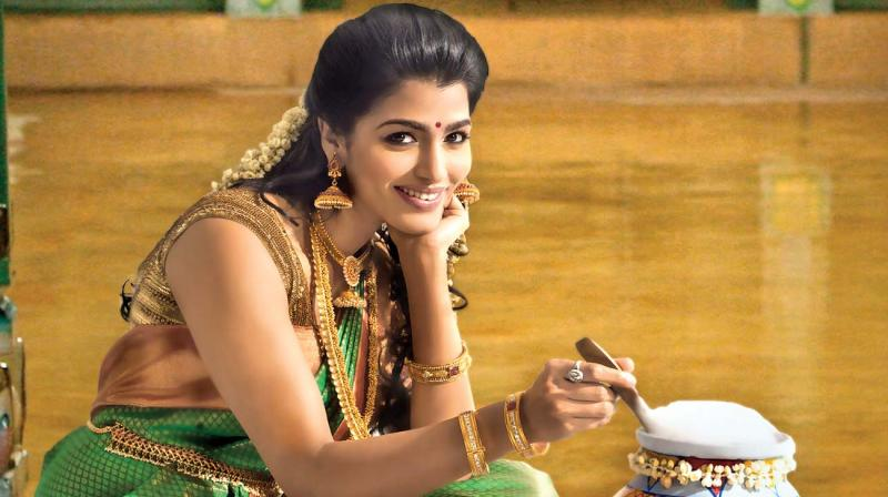 The perky actress, who loves the festival of Pongal, is now looking ahead to many more highs this year after last years Kabali.