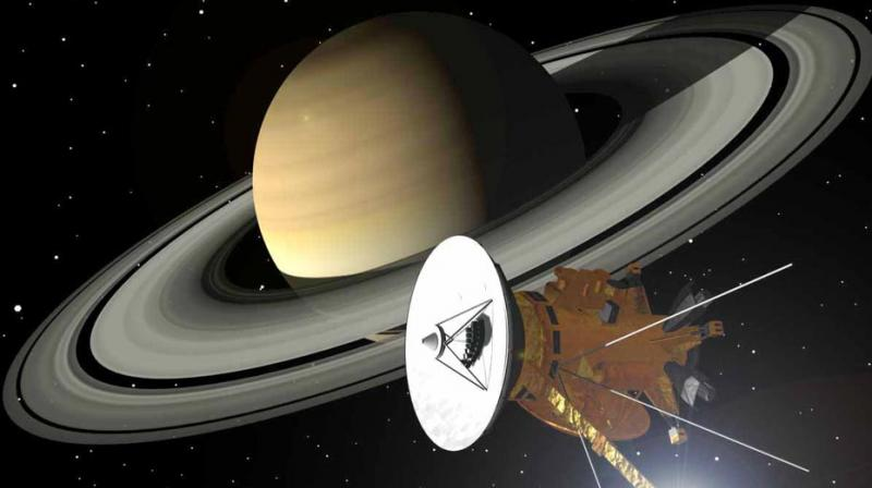 A calculation of the mass of the rings based on gravitational measurements of the planet collected by Cassini indicated they formed between 100 million and 10 million years ago in roughly the final 2 per cent of Saturn's current age.