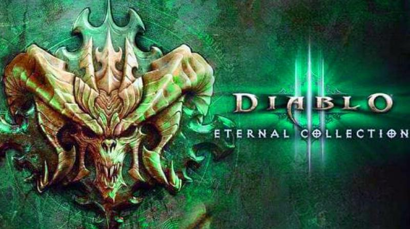 Diablo 3: Eternal Collection on Switch is pretty much the console versions with reduced graphical effects.