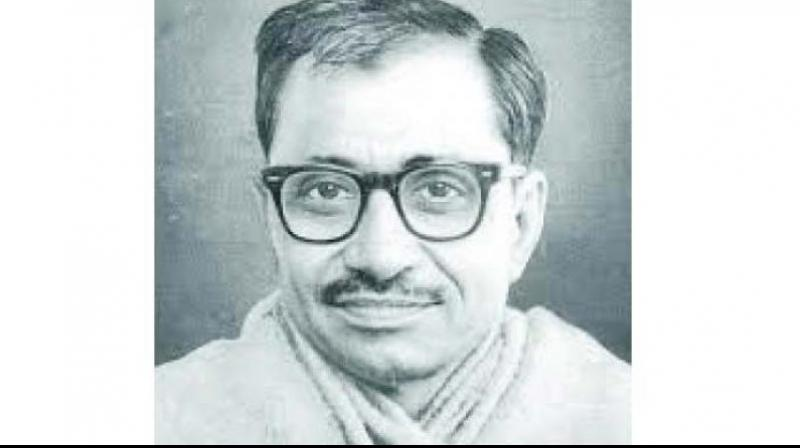 On the border between Uttar Pradesh and Bihar, the important railway junction of Mughal Sarai was renamed after RSS ideologue and Jan Sangh founder Deen Dayal Upadhayay.