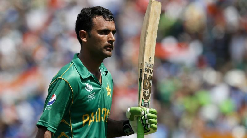 Fakhar Zaman scored a match-winning hundred in the ICC Champions Trophy final against India. (Photo: AP)
