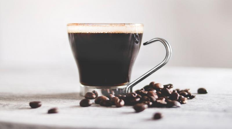 Those who drank caffeinated coffee rated themselves and their fellow group members more positively than those who drank decaf. (Photo: Pixabay)