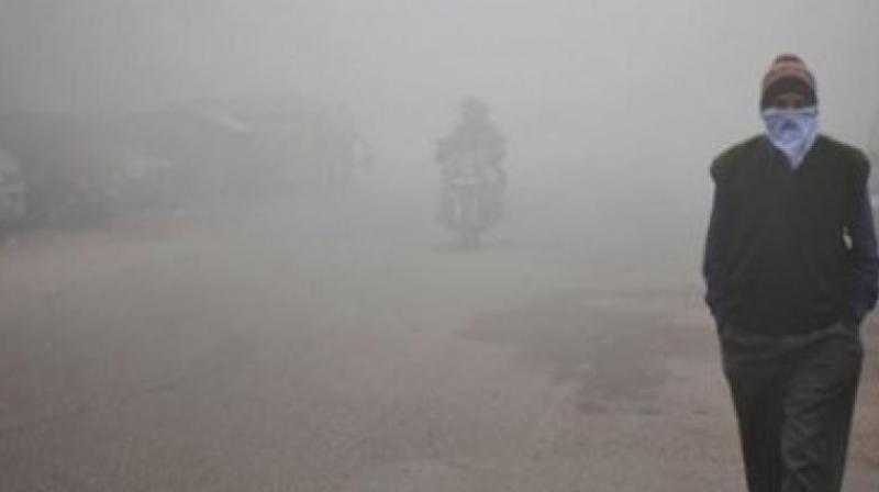 The Centre-run System of Air Quality Forecasting And Research (SAFAR) recorded the AQI at 410. (Photo: File | AFP)