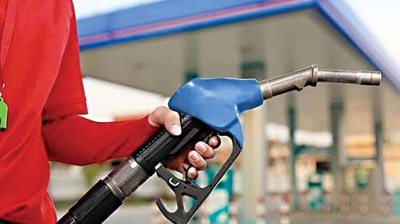 Fuel prices rise for 12th consecutive day
