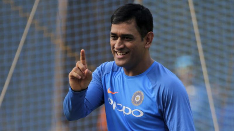 Shambhu Bose feeds every MS Dhoni fan for free, who visits his restaurant. (Photo: AP)
