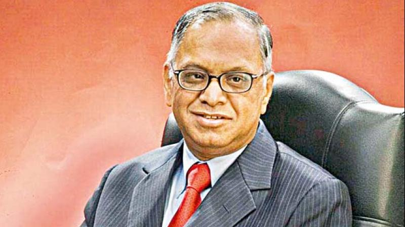 Infosys co-founder N R Narayana Murthy would be the first technocrat to head the Karnataka Planning Board and the first professional in the last 18 years. (Photo: File)