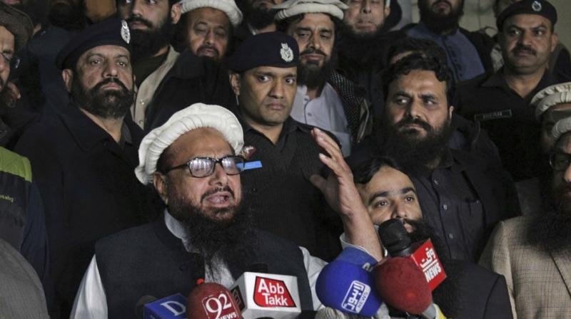 Pak court orders release of 26/11 mastermind Hafiz Saeed